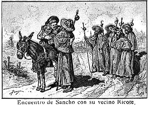 Quijote II, capítulo 54 a 61   Clubes de Lectura